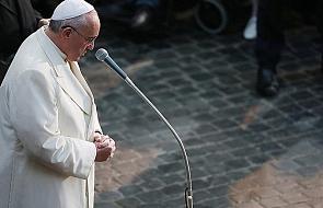 Papież Franciszek: to jest życiowa porażka