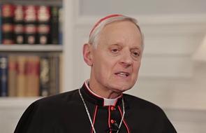 Kardynał z USA chce zrezygnować z urzędu. Jedzie w tej sprawie do papieża