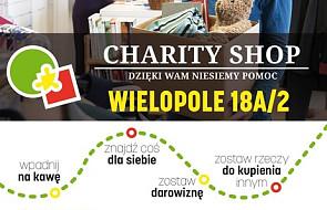 17 września otwarcie sklepu charytatywnego w Krakowie. Będą w nim pracować niepełnosprawni