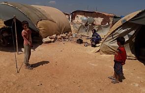 PAH udziela pomocy Syryjczykom zagrożonym ofensywą w prowincji Idlib