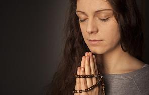 Miałam w życiu czas, kiedy nie potrafiłam się modlić. Było to dla mnie trudne