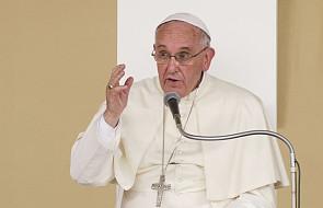 Papież: pomoc uchodźcom z Syrii i Iraku to cywilizacyjny obowiązek