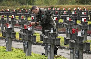 Prezydent o zamordowanych w Palmirach: żyli dla Polski i za Polskę zginęli