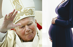 """Krew Jana Pawła II uratowała życie dziecka. """"Musiał pojawić się Papież Polak na mojej drodze, by dziecko żyło"""""""