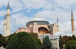 Turcja: sąd najwyższy podjął decyzję w sprawie przekształcenia Hagii Sophii w meczet