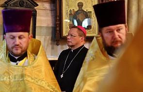 Abp Ryś w łódzkiej cerkwi prawosławnej: Kościół jest jeden, choć chrześcijanie są podzieleni