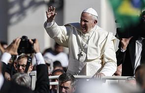 Franciszek rozpoczął wizytę na Sycylii. W Piazza Armerina zachęca do odnowy Kościoła