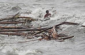 Filipiny: trwa szacowanie strat po przejściu tajfunu Mangkhut