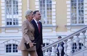 We wtorek prezydent Andrzej Duda i pierwsza dama złożą pierwszą oficjalną wizytę w Białym Domu