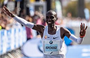 """Nowy rekord świata w maratonie. Kenijczyk coraz bliżej """"magicznej granicy"""""""