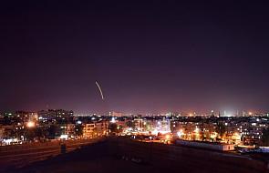 Syria oskarżyła Izrael o dokonanie ataku rakietowego na lotnisko w Damaszku