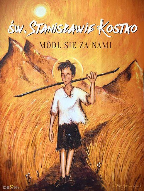 Święty Stanisław Kostka wciąż potrafi zaskakiwać - zdjęcie w treści artykułu