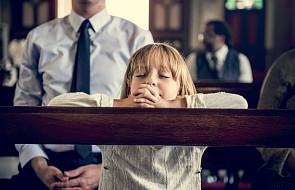"""Dlaczego zabieram dzieci do kościoła? """"Nieraz było mi wstyd"""""""