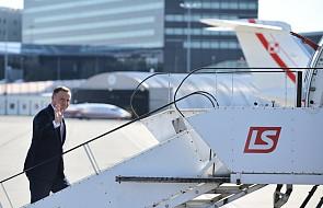 Andrzej Duda spotka się we wtorek w Waszyngtonie z prezydentem USA