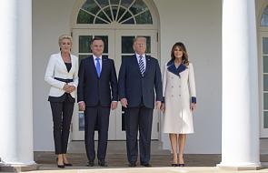 Trump: Polska wybrała miejsce wśród wolnych narodów jako partner Stanów Zjednoczonych