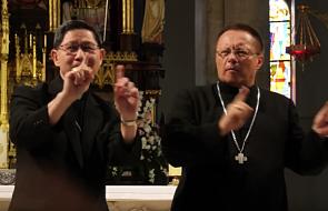To nie pierwszy taniec abpa Rysia. Tym razem jednak znalazł poważnego kompana... kardynała