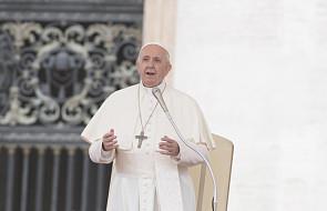 Franciszek: cześć dla rodziców drogą do szczęśliwego życia