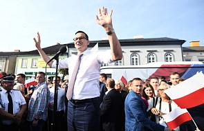Premier w związku z wyborami zapowiedział m.in. 300 mln zł na wsparcie budżetów obywatelskich