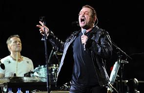 U2 musiał przerwać koncert w Belinie, gdy lider zespołu Bono stracił głos