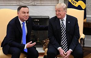 Szczerski broni zdjęcia Dudy i Trumpa: nie będzie dymisji w Pałacu Prezydenckim