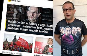 Artykuł na temat ks. Stryczka wywołał burzę. Jest komunikat kurii krakowskiej i oświadczenie księdza