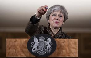 Wielka Brytania: May zaostrza retorykę wobec UE; deklaruje zachowanie praw obywateli UE
