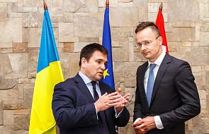 Szef MSZ Ukrainy: nie pozwolimy Węgrom na rozdawanie paszportów naszym obywatelom