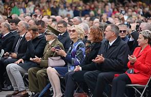 Kilkaset osób na obchodach 75. rocznicy likwidacji wileńskiego getta