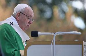 Franciszek o propozycji Jezusa dla wszystkich narodów, które uważają się za lepsze