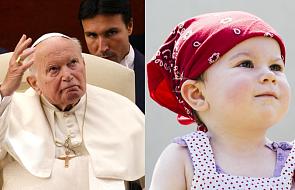 Córka miała białaczkę. Sytuacja była beznadziejna. Uratował ją papież-Polak