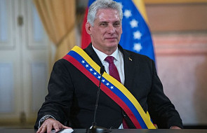 Prezydent Kuby przybył do USA; to jego druga podróż zagraniczna. Nie spotka się jednak z Trumpem