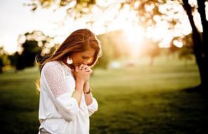 """Modlitwą """"Jezu, Ty się tym zajmij"""" modlę się bardzo rzadko"""