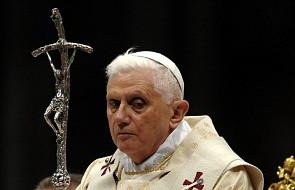 Wyciekły listy Benedykta XVI w sprawie decyzji o abdykacji