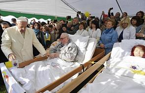 Czytaj całe przemówienie papieża Franciszka do osób starszych: bądźcie wzorem!