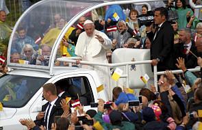 Franciszek w Agłonie: Maryja wzywa nas do budowania braterstwa [DOKUMENTACJA]