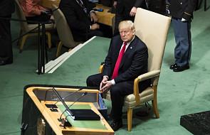 Trump: USA odrzucają ideologię globalizacji, przyjmują doktrynę patriotyzmu
