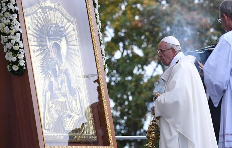 Prezydent Litwy podziękowała papieżowi za wizytę. Szczególnie zwróciła uwagę na jeden aspekt