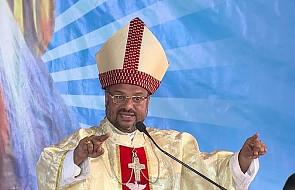 Biskup aresztowany za gwałt na zakonnicy. Miał wykorzystywać ją przez dwa lata