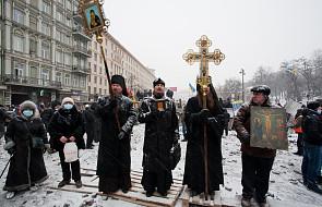 """Ukraina: władze potępiają uchwały Synodu Kościoła """"promoskiewskiego"""""""