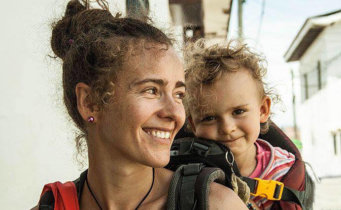 We dwie przez świat - mama i córka od czterech lat w drodze [WYWIAD] - zdjęcie w treści artykułu
