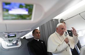 Watykan: nadużycia duchownych i porozumienie z Chinami w centrum rozmowy papieża z dziennikarzami [DOKUMENTACJA]