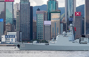 Chiny: resort obrony krytykuje USA za działania na spornym morzu