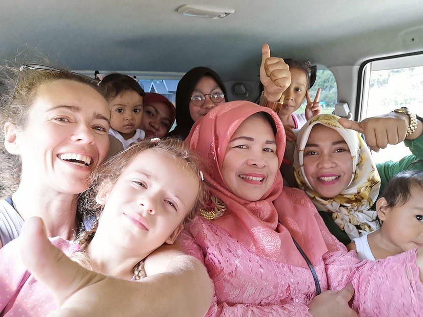 We dwie przez świat - mama i córka od czterech lat w drodze [WYWIAD] - zdjęcie w treści artykułu nr 1