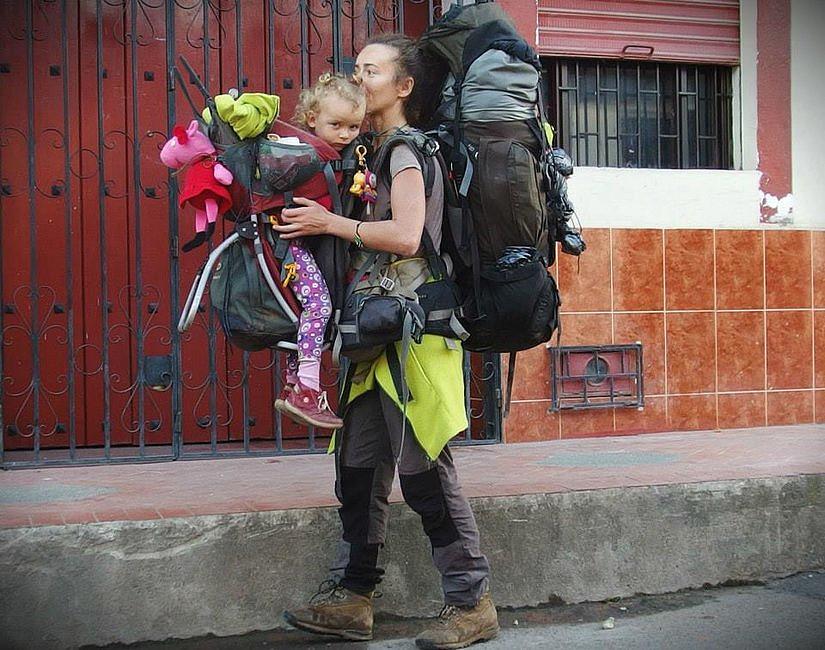We dwie przez świat - mama i córka od czterech lat w drodze [WYWIAD] - zdjęcie w treści artykułu nr 4