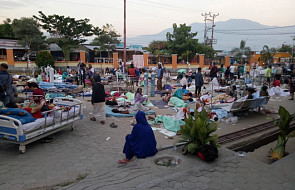 Indonezja: już 384 ofiar śmiertelnych trzęsienia ziemi na Sulawesi