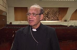 Kard. Gracias: Kościół w Azji w pełni popiera Papieża Franciszka