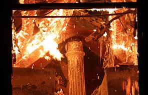 Płonie Muzeum Narodowe w Rio de Janeiro
