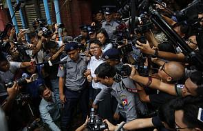 UE wzywa Birmę do uwolnienia dziennikarzy agencji Reutera