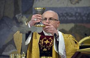 Bp Wętkowski: taki obraz Kościoła musi budzić smutek i strapienie