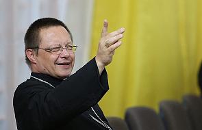 """""""Żeby został kolejnym papieżem"""" - życzenia imieninowe dla abpa Rysia od Łodzian i czytelników"""